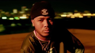 Cozz Battles Back Against 'Demons N Distractions' In His Disorienting New Video