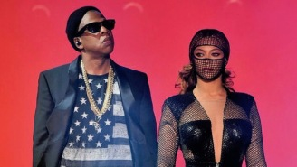 Fans Noticed That Beyonce And Jay-Z's Striking Tour Announcement Was Inspired By A Classic African Movie