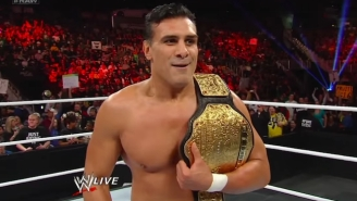 Alberto Del Rio Reportedly Met With Vince McMahon At WWE Headquarters Last Week