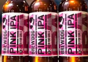 Is Brewdog's New 'Pink Beer For Girls' Offensive?