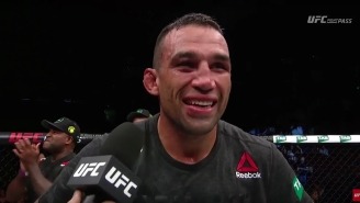 Fabricio Werdum Plans To Request His Release From The UFC