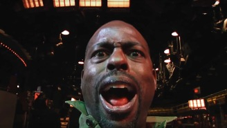 This Is Sterling K. Brown In The Most Creative 'SNL' Promo Yet