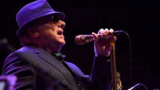 Van Morrison Reveals He's Dropping Another New Jazz Album Titled 'You're Driving Me Crazy'