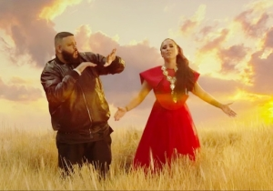 Demi Lovato Lives Her Best Life With DJ Khaled In The Inspirational 'I Believe' Video