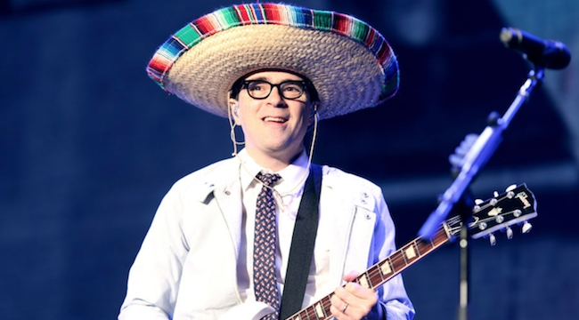 Weezer's Cover Of Toto's 'Rosanna' Is A Canny Troll On Their
