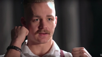 Former WWE U.K. Champion Tyler Bate Is Reportedly On The Shelf With An Injury