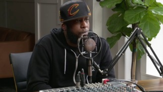 Talib Kweli Discusses Twitter Trolls And Black Star At The Uproxx House In Austin