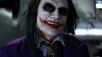 Someone Put Tommy Wiseau's Joker Audition Into 'The Dark Knight' And It Works