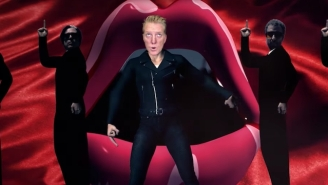 Queens Of The Stone Age's 'Head Like A Haunted House' Video Is Straight Bonkers