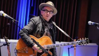 Elvis Costello Brings Johnny Cash's Poetry To Life With The Tender And Aching 'I'll Still Love You'