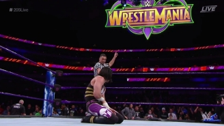 The Best And Worst Of WWE 205 Live 3/20/18: Setting The Finals