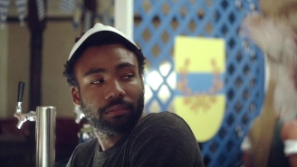 Kendrick Lamar's 'Love' Soundtracks An 'Atlanta' Episode About A Relationship That Needs Some Work