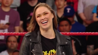 Mike Tyson Is Excited To See Ronda Rousey's WWE Debut At WrestleMania