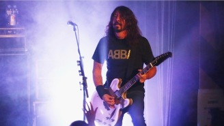 Dave Grohl Still Can't Bring Himself To Listen To Nirvana: 'It's So Personal'