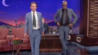 Walton Goggins Shows Off His Clogging Skills While Revealing His Connection To Blues Legend B.B. King