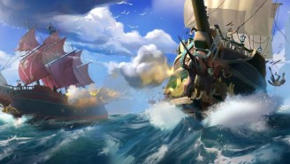 'Sea Of Thieves' Storms The Five Games You Need To Play This Week