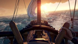 'Sea Of Thieves' Is A Swashbuckling Adventure Generator