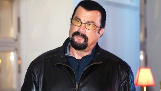Steven Seagal Has Been Accused Of Rape And Sexual Assault By Two Women