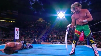 The Best And Worst Of NJPW: Strong Style Evolved