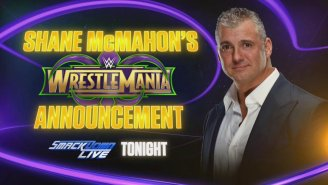 Shane McMahon Made An Announcement On Smackdown Live That Ended Disastrously