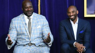 Kobe Explained How His Fist Fight With Shaq Strengthened Their Relationship