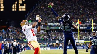 Richard Sherman Is Joining The 49ers On A Three-Year Deal