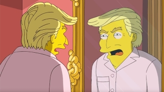 'The Simpsons' Forces Donald Trump To Face Some Hard Truths And Become The President America Dreams About