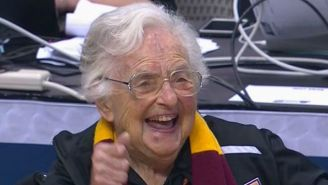 Loyola-Chicago's Sister Jean Is Officially The True Star Of March Madness