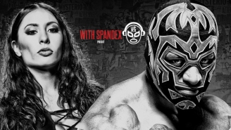 McMahonsplaining, The With Spandex Podcast Episode 31: Catrina and King Cuerno