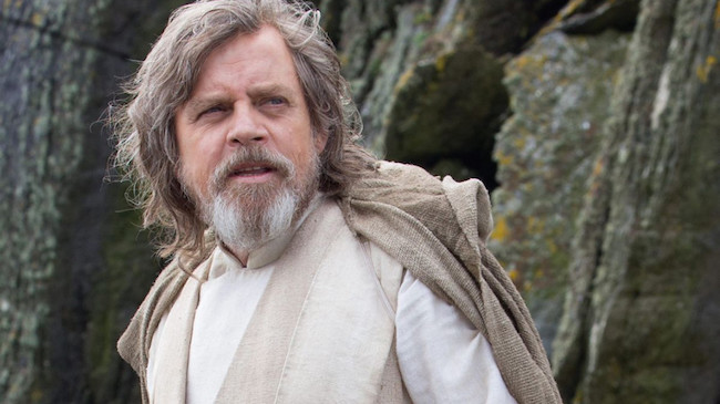 One Of The Most Emotional Moments In 'Star Wars: The Last Jedi' Was Unscripted