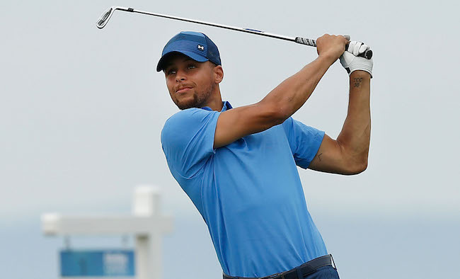 Stephen Curry Is Sponsoring The Creation Of A Golf Program At Howard University