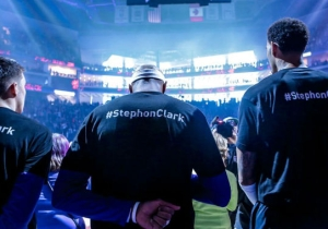 The Kings Shut Down Entry To Another Game Because Of Protests Over The Shooting Death Of Stephon Clark