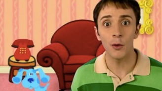 Nickelodeon Is Bringing Back 'Blue's Clues' 'Cause It's Really Fun