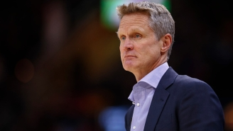 Steve Kerr Praised Kings Owner Vivek Ranadive For His Response To The Protests In Sacramento