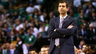 Brad Stevens Believes The Raptors Are 'Clearly Better Right Now' Than The Celtics