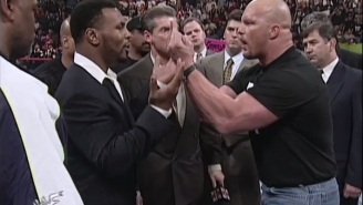 The Best And Worst Of WWF Raw Is War 1/19/98: Mike Tyson's Shove-Out!!