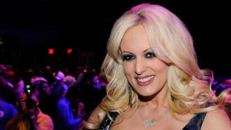 Despite Team Trump's Legal Threats, It Looks Like '60 Minutes' Is Going Air Its Stormy Daniels Interview This Sunday