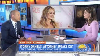 Stormy Daniels' Lawyer Claims That His Client Can Describe Trump's Genitalia