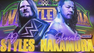 The (Very) Early Betting Odds For WrestleMania 34 Have Been Released