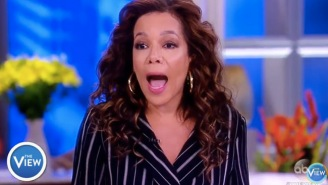 Sunny Hostin Is Forced To Backtrack On 'The View' After Suggesting Someone Should Take Trump Out Back