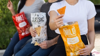 Taco Bell Is Coming For Doritos (With Chips That Taste Totally Unique)