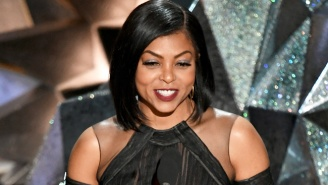 Taraji P. Henson Says Her Viral Oscars Red Carpet Exchange With Ryan Seacrest Was 'Misconstrued'