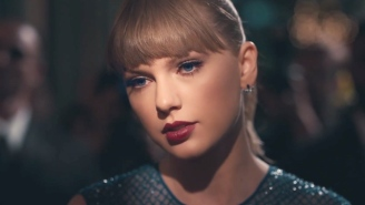 Taylor Swift's New 'Delicate' Video Is Accused Of Ripping Off A Spike Jonze Perfume Ad
