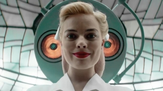 Margot Robbie Seduces, Tortures And Plots In This Slick 'Terminal' Trailer Co-Starring Simon Pegg And Mike Myers