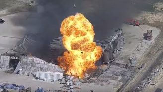 A Series Of Chemical Plant Explosions In Texas Has Left Two People Injured And Another One Missing