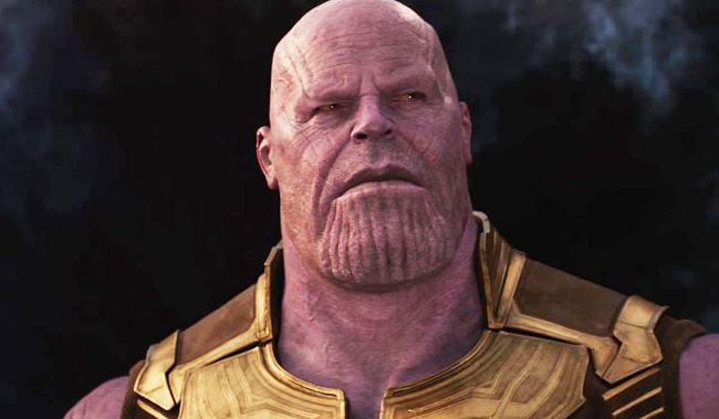 who is thanos - avengers infinity war
