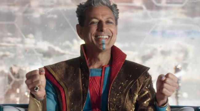 Jeff Goldblum Learning About Spider-Man's Marvel Divorce Is Bizarre