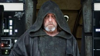 This Detail About Luke Skywalker's Journey In 'The Last Jedi' Is Bringing 'Star Wars' Fans To Tears
