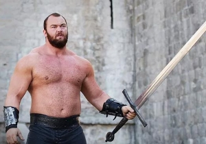 The Mountain From 'Game of Thrones' Will Defend His 'World's Strongest Man' Title