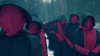 This Gripping New 'Handmaid's Tale' Season 2 Trailer Asks 'Is This What Freedom Looks Like?'